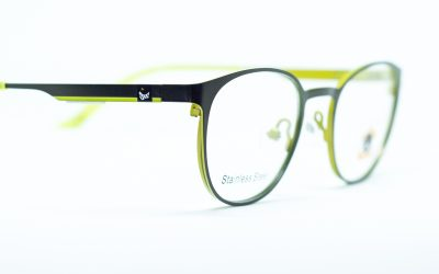 Modische und robuste Kinderbrillen