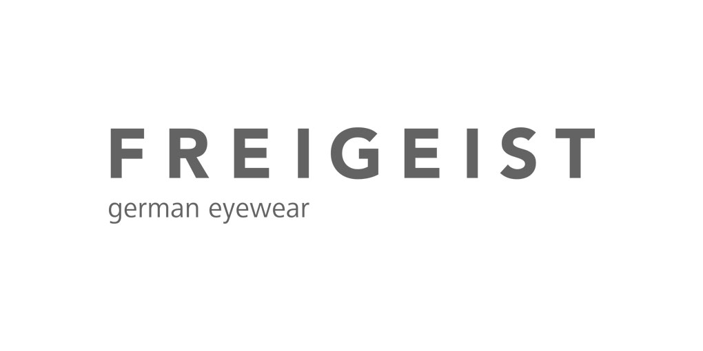 Freigeist Brillen sind ideal für große Männerköpfe. Solide Qualität zu günstigen preisen.